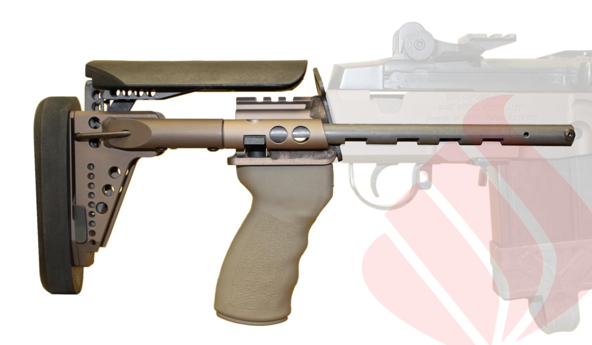 SAGE International, Ltd. M14 Bullpup